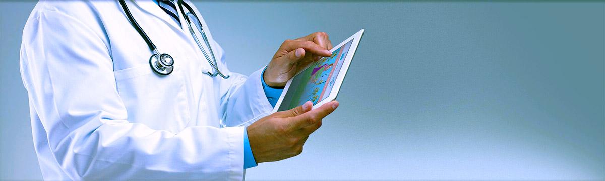 طراحی وب سایت پزشکی- بیمارستانی
