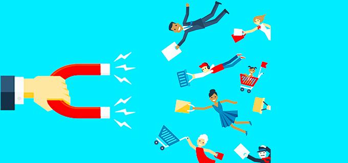 افزایش فروش بوسیله بازاریابی محتوایی