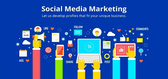 بازاریای در شبکه های اجتماعی