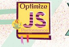 تصویر از بهینه سازی سرعت عملکرد جاوا اسکریپت