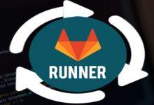 تصویر از پیکربندی Runner ها در گیت لب