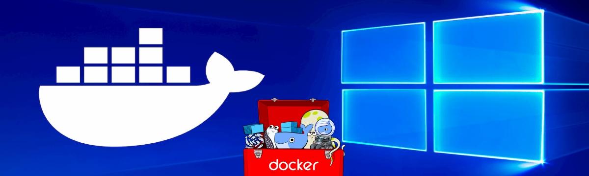 نصب داکر بر روی ویندوز با جعبه ابزار Docker
