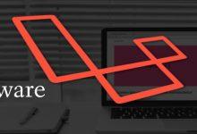 تصویر از Middleware یا میان افزار در لاراول