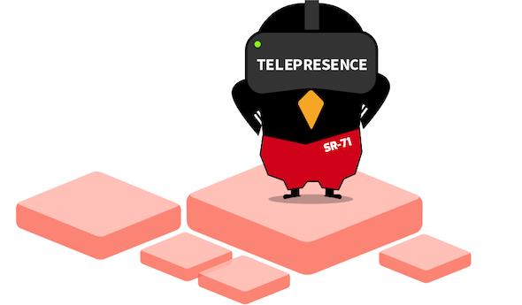 ابزار اپن سورس Telepresence نظارت بر کوبرنتیس